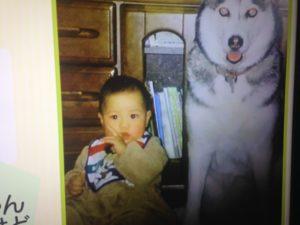 高橋海人の赤ちゃんの頃